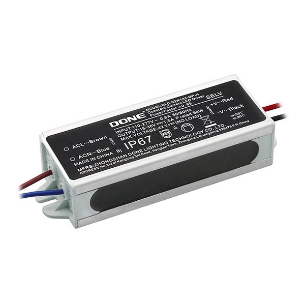 Bộ chấn lưu DONE cho đèn LED 50W, DLC-50W1A5-MP